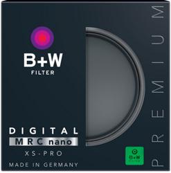 B+W UV MRC XS-PRO nano 39mm
