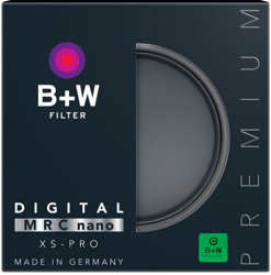 B+W UV MRC XS-PRO nano 62mm