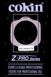 COKIN Z007 Z-PRO filtr IR do fotografii w podczerwieni