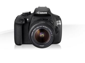 Canon EOS 1200D Body + 18-55mm f/3.5-5.6 IS II