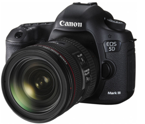 Canon EOS 5D Mark III + EF 24-70mm f/4L IS USM