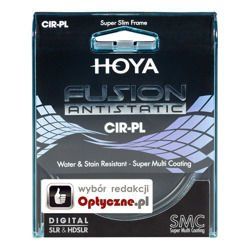Hoya Fusion Antistatic CIR-PL 49 mm