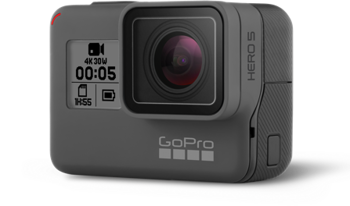 Kamera GoPro Hero5 Black