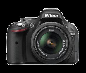 Nikon D5200 + Nikkor AF-S VR 18-105 mm