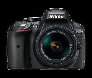 Nikon D5300 + 18-140 mm + karta SDHC 32GB 90Mb/s