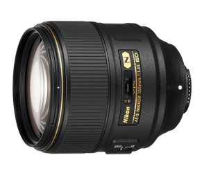 Nikon Nikkor AF-S 105mm f/1.4E ED