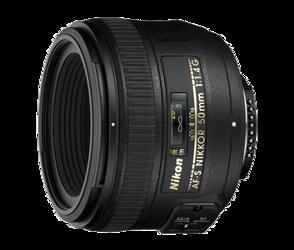 Nikon Nikkor AF-S 50 mm f/1.4 G - cashback 220 zł