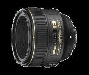Nikon Nikkor AF-S 58mm f/1.4G NIKON - cashback 430 zł