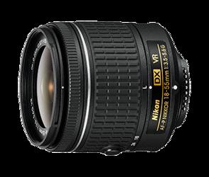Nikon Nikkor AF-S DX 18-55 mm f/3.5–5.6G VR II