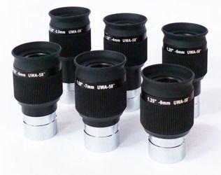 "Okular Sky-Watcher SWA Plossl 1,25"" - 7 mm"