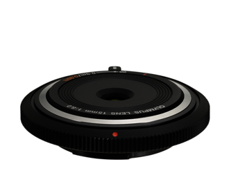 Olympus Body Cap Lens 15mm f/8.0