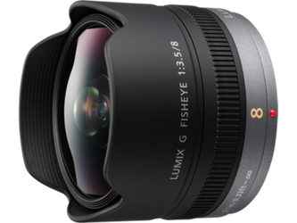Panasonic LUMIX G FISHEYE 8 mm / F3,5