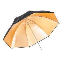 Parasolka Quantuum złota 91 cm