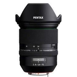 Pentax HD D FA 24-70 mm f/2.8ED SDM WR