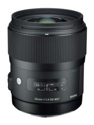 Sigma A 35 mm f/1.4 DG HSM do Pentax