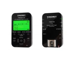YongNuo zestaw wyzwalaczy YN-622N-KIT LCD
