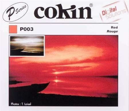 COKIN P003 czerwony