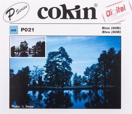 COKIN P021 korekcyjny niebieski 80B