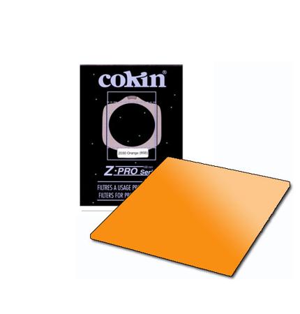 COKIN Z030 Z-PRO ocieplający pomarańczowy (85B)