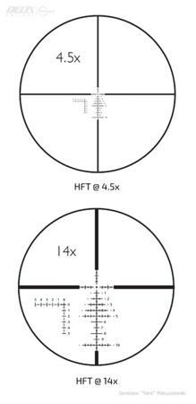 Delta Optical Titanium 4,5-14x44 FFP AO