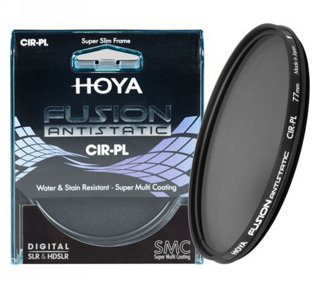 Hoya Fusion Antistatic CIR-PL 58 mm