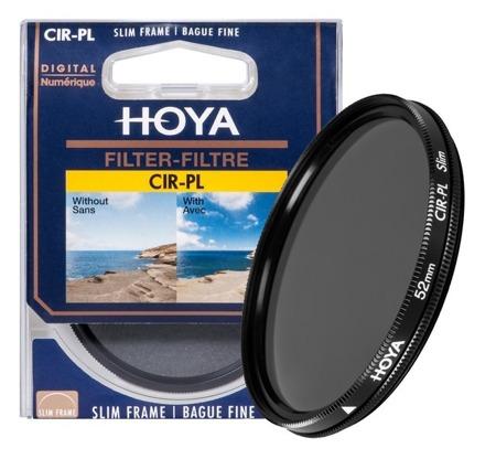 Hoya polaryzacyjny PL-CIR 77 mm Slim