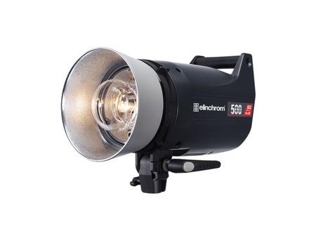 Lampa studyjna Elinchrom ELC Pro 500