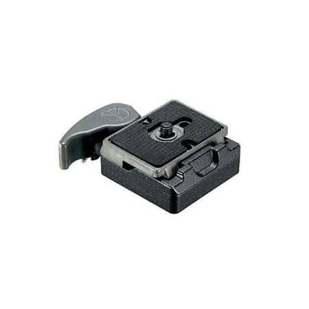 Manfrotto 323 adapter do płytek prostokątnych 200PL-14/38