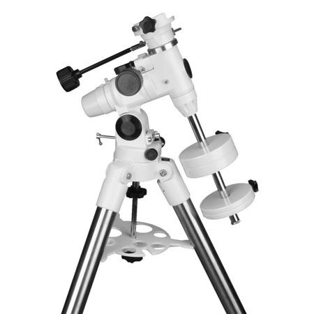 """Montaż paralaktyczny Sky-Watcher EQ5 + nogi stalowe 1.75"""" + lunetka biegunowa"""