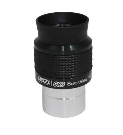 "Okular (Delta Optical) GSO Super View 15 mm 1,25"""