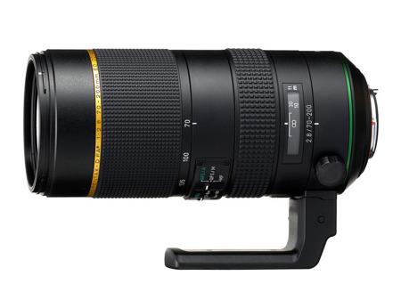 Pentax HD FA 70-200 mm f/2.8 ED DC AW