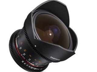 Samyang 8mm T3,8 CSII VDSLR-Sony