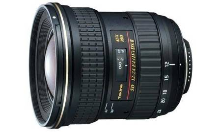 Tokina AF 12-24 mm f/4 AT-X PRO DX II do Canon