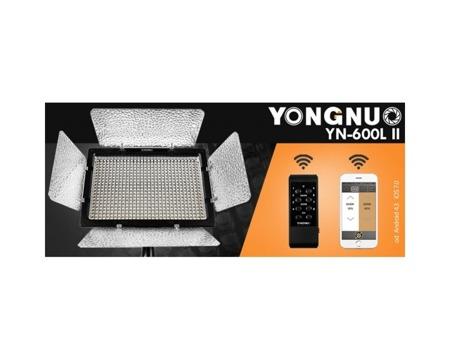 YongNuo Lampa diodowa YN-600II (3200-5500 K)