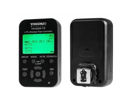YongNuo kontroler radiowy YN-622N-TX LCD